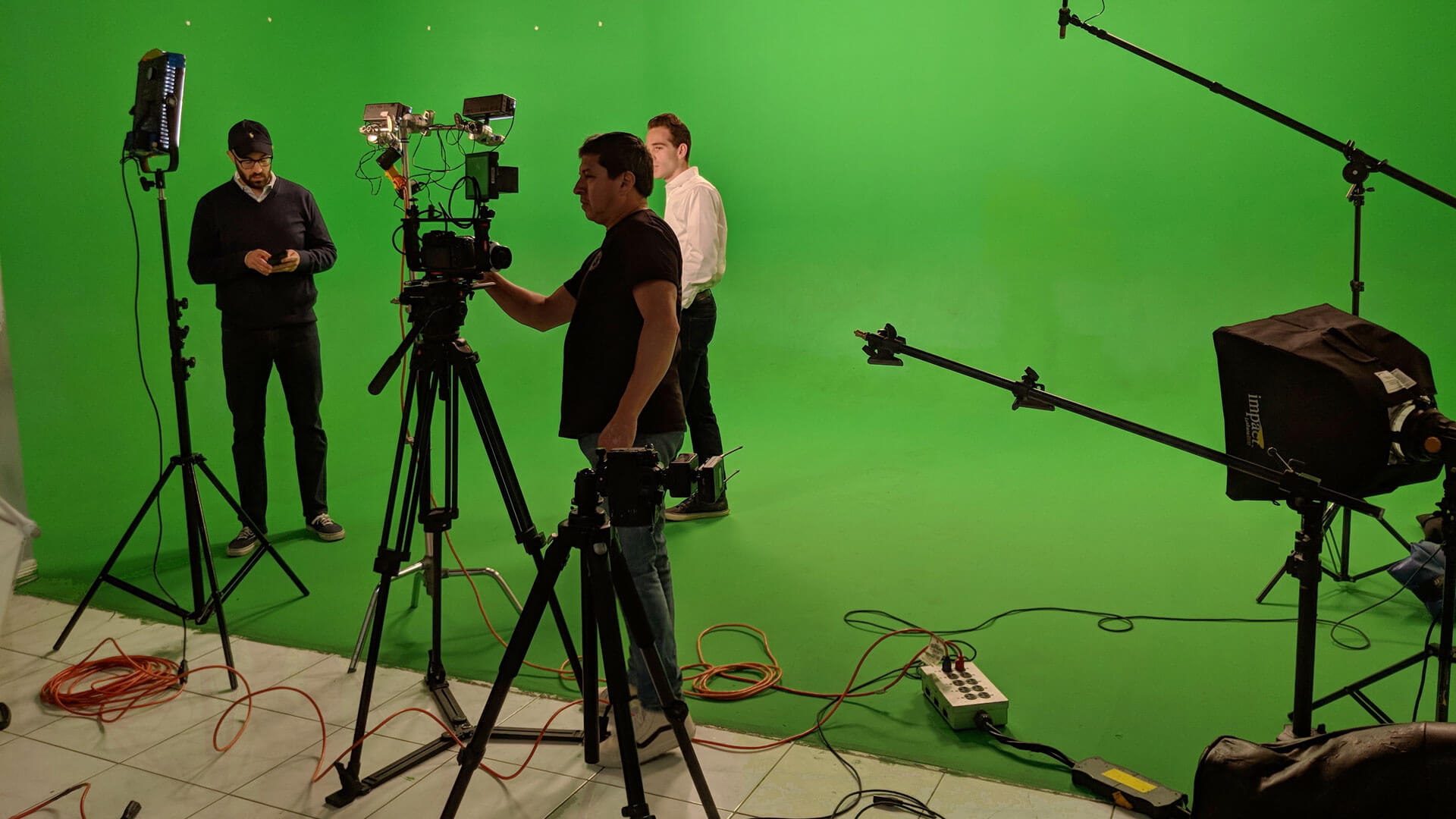 Tips For Shooting A Video On Green Screen Case Study Eks